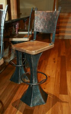 """Outstanding """"bar furniture cabinet"""" info is readily available on our web pages. Take a look and you wont be sorry you did. Steel Furniture, Bar Furniture, Rustic Furniture, Game Room Bar, Vintage Industrial Furniture, Bar Chairs, Decoration, Wood, Design"""