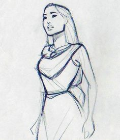 Glen Keane + sketches/production art
