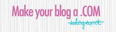 How to Change from Blogspot to Dot .com