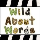 THIS IS EDITABLE! This Wild About Words Word Wall Kit makes it very easy to set up your word wall. Just copy on cardstock and cut out. If you want ...