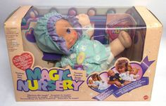 Magic Nursery Babies | 55 Toys And Games That Will Make '90s Girls Super Nostalgic