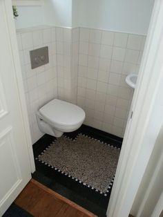 Terrazzo vloer gemaakt