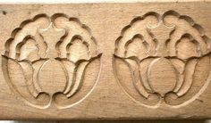 Japanese Sweets Mold Family Crest Vintage by VintageFromJapan, $35.00