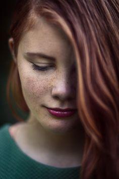 Freckles by Mika Hiltunen Model: Jade