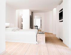Lovely wooden floor