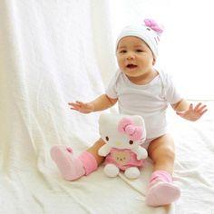 Hello Kitty Baby  photo idea for ashley!