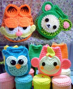 Crochet Toys, Projects To Try, Babies, Hats, Coin Purses, Recycling, Totes, Dots, Patterns