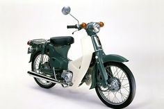 HONDA SuperCUB C50 (born in 1958)