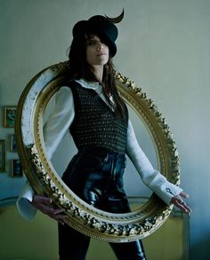 The Many Sides of Charlotte Gainsbourg Photographed by Tim Walker