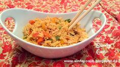Sweety-Cook: Basmati mit Hähnchen