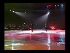 Sin tu Amor - Tribute on Ice - Mario Reyes & Andrea Bocelli