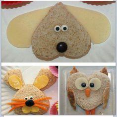 Kinder Frühstück