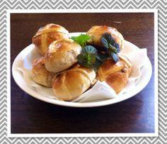 Freshly Baked Hot Cross Buns for Easter, Brooks Hotel, Dublin Ireland Dublin Hotels, Grafton Street, Hot Cross Buns, Dublin City, Freshly Baked, Ireland, Easter, Baking, Kitchen