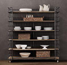 Cabinets, Sideboards & Hutches | Restoration Hardware