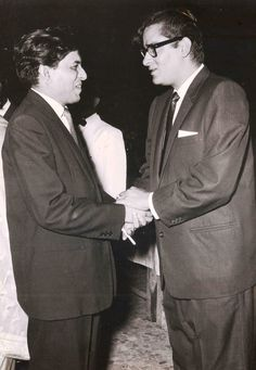Ravi and Shammi