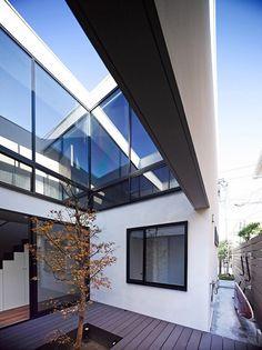 #architecture : Wave House  / APOLLO Architects & Associates