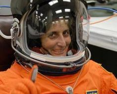 Sunita Williams takes off for 2nd space mission