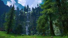 vast fantasy world