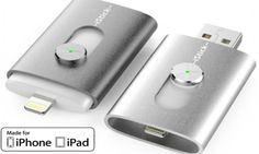 The iStick gives iPad and iPhone users a USB drive (Tech Gadgets Dads)