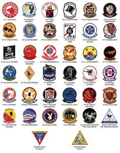 Name: Tomcat-Squadron-Logos. Military Jets, Military Aircraft, Fighter Aircraft, Fighter Jets, Tomcat F14, Badges, Us Navy Aircraft, Army Patches, Military Insignia