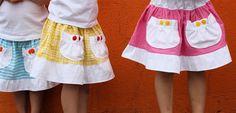 TUTORIAL: The Market Skirt   MADE