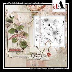 ArtPlay Palette Roug