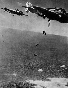 """Spain - 1938. - GC - Març de 1938. - Amb les ordres: """"Iniziare da stanotte azzione violenta su Barcelona con martellamento diluito nel tempo"""""""
