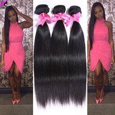 AliExpress.com Product - Bele 7a Unprocessed Virgin Hair Brazillian Virgin Hair Straight 100g 4 Bundles Straight Brazilian Hair Human Hair Extensions. Copy and paste the link below on your browser to find out more: http://s.click.aliexpress.com/e/a6qB2RN