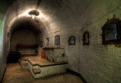 Fort Hoek van Holland : gun emplacement