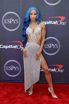 Sasha Banks Instagram, Wwe Sasha Banks, The Espys, Mercedes Kaestner Varnado, Black Wrestlers, Espy Awards, Wwe Womens, Wwe Divas, Roman Reigns