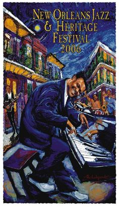 What's your favorite New Orleans Jazz Fest poster? Here are all 49 | NOLA.com