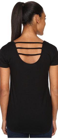 KAVU Cozumel Shirt (Black) Women's T Shirt - KAVU, Cozumel Shirt, 2019-20, Apparel Top Shirt, T Shirt, Top, Apparel, Clothes Clothing, Gift - Outfit Ideas And Street Style 2017