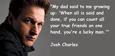 Josh Charles Quotes