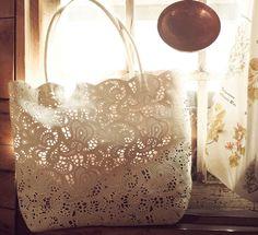 My new Anthropologie bag!