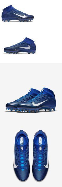 Men 159116: New Mens Nike Vapor Untouchable 2 Td Football Cleats 10.5 Racer  Blue 824470