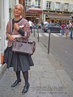 Paris and brogues