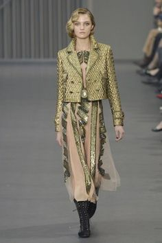 Temperley London Fall 2018 Ready-to-Wear Fashion Show Collection