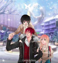 Amo a cass! Diabolik Lovers, Mystic Messenger, Anime Sexy, Ghibli, Film Games, My Candy Love, Manga Anime, Anime Family, Cute Love Couple