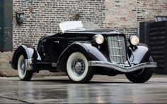1936 Auburn 852 SC Boattail Speedster | Gooding & Company