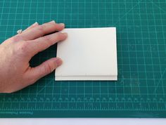Use the signature you cut in Step 2 as a guide for the rest