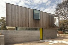 compact two-story house sustainable lifestyle concept