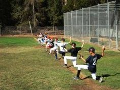 Baseball Throwing Drills to Improve Accuracy - From Helpful Baseball Drills | TSS Photography