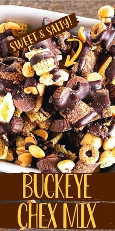 Trail Mix Recipes, Snack Mix Recipes, Recipes Appetizers And Snacks, Yummy Snacks, Chex Mix Snack Mix Recipe, Fall Trail Mix Recipe, Chex Recipes, Group Recipes, Candy Recipes