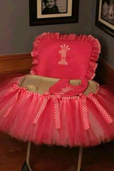 Such a cute idea for 1yr old baby girl