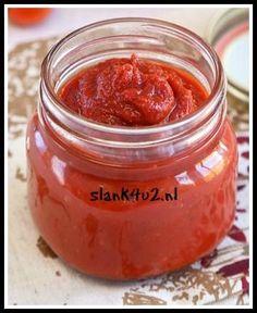 KHA Tomaten Ketchup - Slank4u2