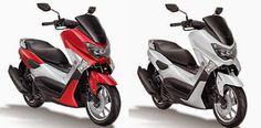 Spesifikasi Harga New Yamaha NMAX 150 Teranyar 2016 - Motor Ganteng