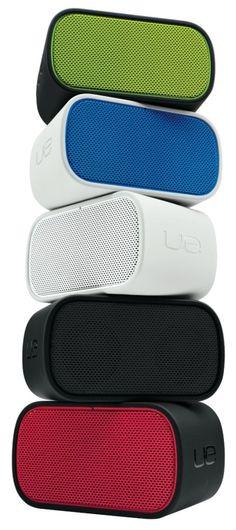 Mobile Boombox Bluetooth Speaker and Speakerphone