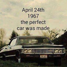 #impala67 #supernatural
