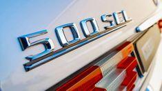 Mercedes W126, Mercedes Benz 500, S Class, Neon Signs