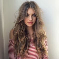 Long Hair Inspiration from Instagram | StyleCaster